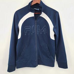 Retro Fila Track Jacket Unisex